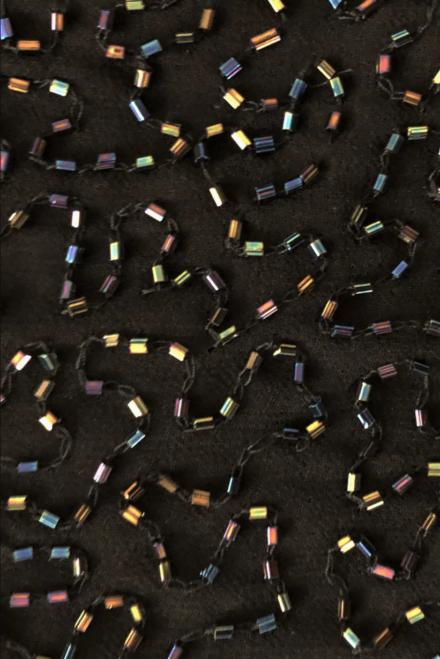 Farre Hand Beaded Mini Dress - Jay Godfrey