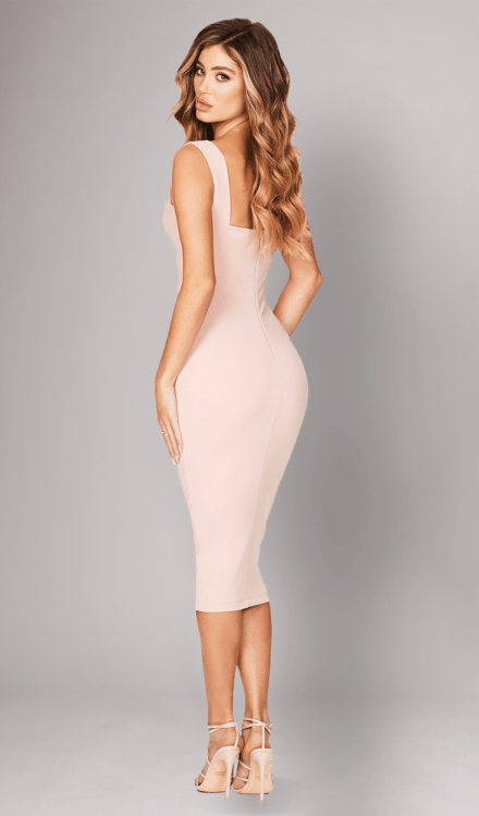 Heartbrealker midi dress