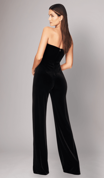Mercury Jumpsuit Black - Nookie