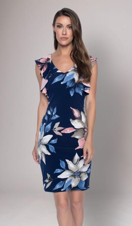 Floral Dress - Frank Lyman