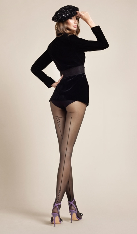Bisou Tights -Fiore