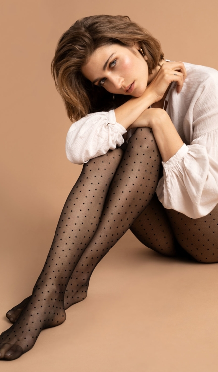 Dezire Tights - Fiore