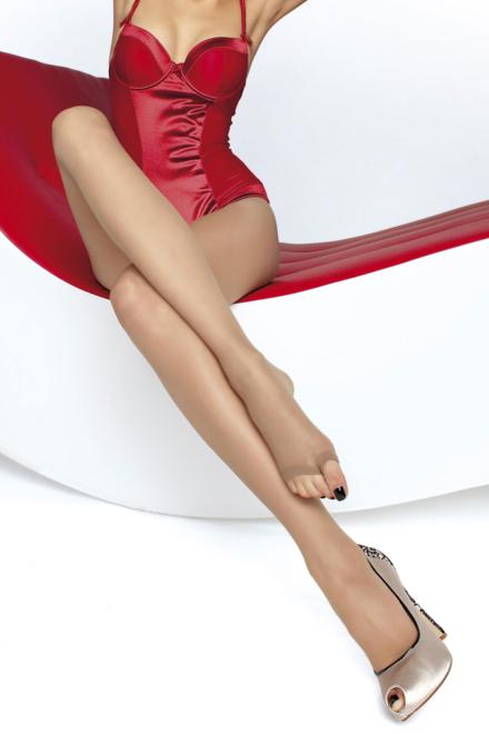 Eveline Nude Tights -Fiore