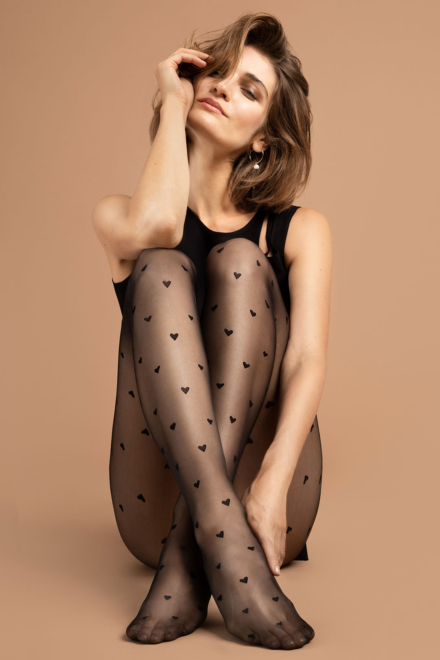 Love Potion Tights -Fiore