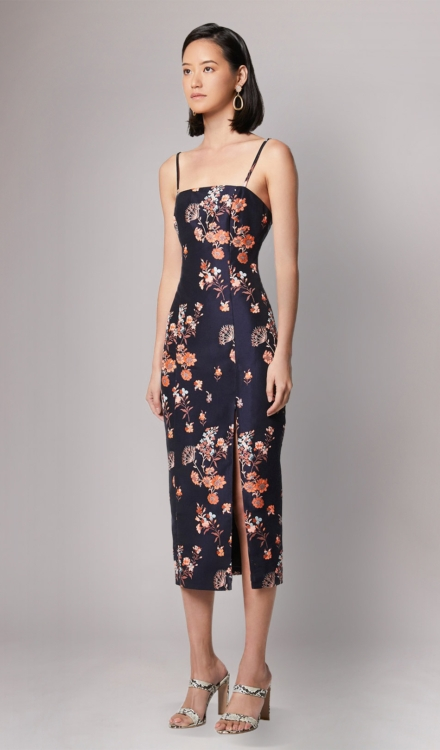 Dress Rental - Platinum Dress - Elliatt