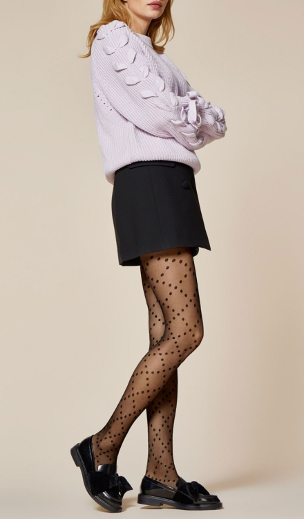 Weave Tights - Fiore