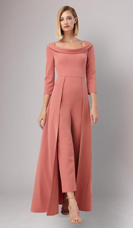 Sienna Jumpsuit - Kay Unger Dress Rental
